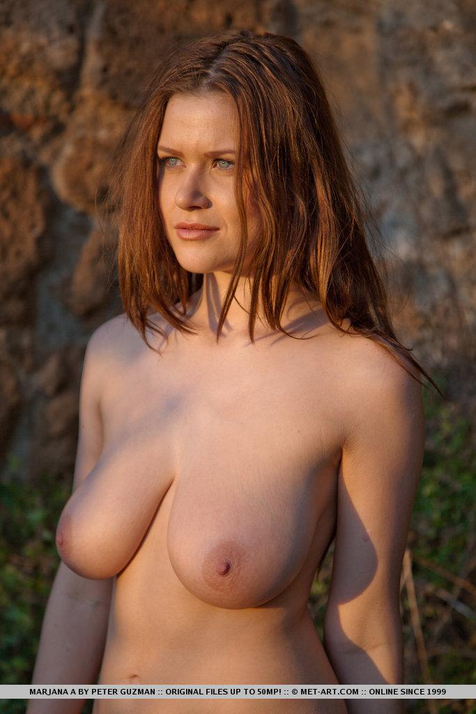 marjana a nude in erotic berezia gallery - metart